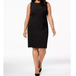 Size 18/20 Lane Bryant Sleevelss Sheath Dress